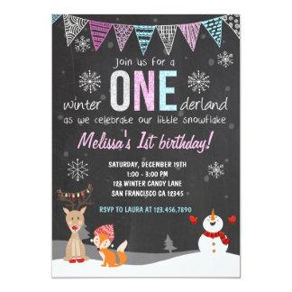 Invitación de la fiesta de cumpleaños de