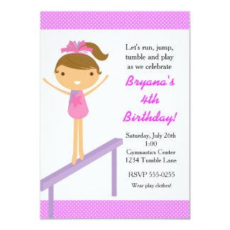 Invitación de la fiesta de cumpleaños de la caída invitación 11,4 x 15,8 cm