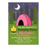 Invitación de la fiesta de cumpleaños de la tienda