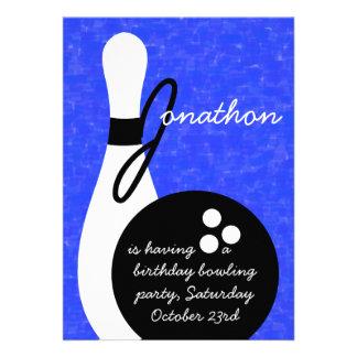 Invitación de la fiesta de cumpleaños de los mucha