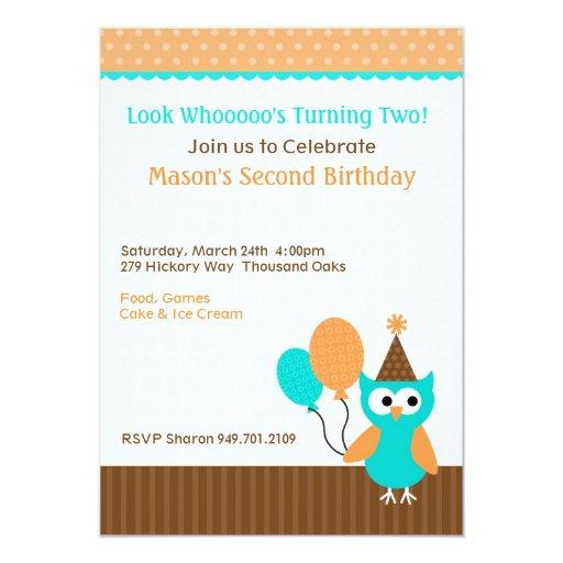 Invitación de la fiesta de cumpleaños de los niños invitación 12,7 x 17,8 cm