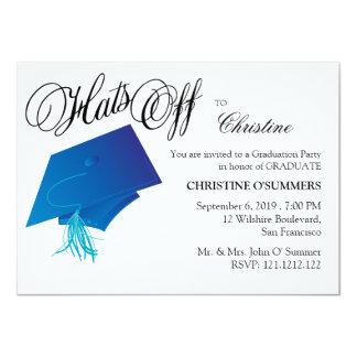 Invitación de la fiesta de graduación