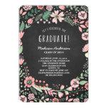 Invitación de la fiesta de graduación del jardín