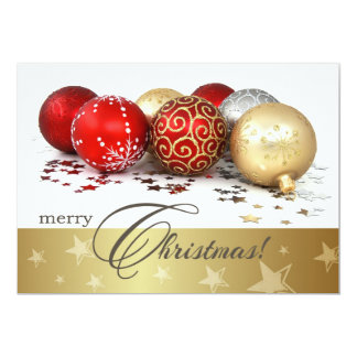 Invitación de la fiesta de Navidad del diseño de