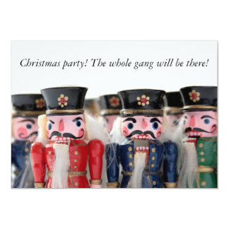 invitación de la fiesta de Navidad del grupo de