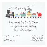 Invitación de la fiesta del cumpleaños del niño
