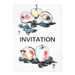 Invitación de la fruta