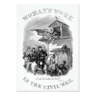 Invitación de la guerra civil