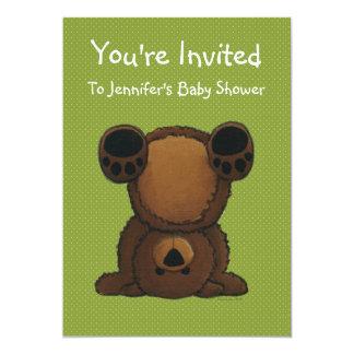 Invitación de la margarita de Upsy
