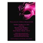invitación de la máscara de la bola de mascarada invitación 12,7 x 17,8 cm