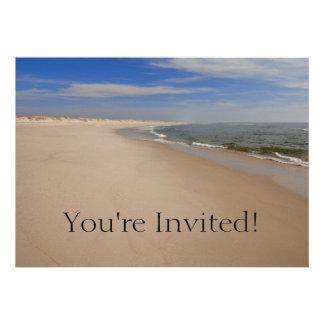 Invitación de la orilla de NJ