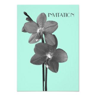 Invitación de la orquídea
