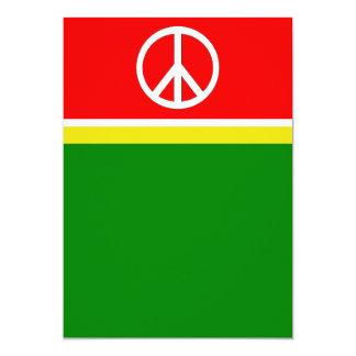 Invitación de la paz