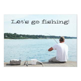 Invitación de la pesca