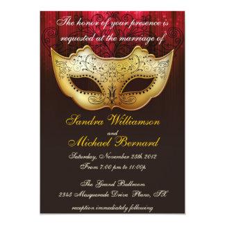 Invitación de la suposición de la celebración del invitación 12,7 x 17,8 cm