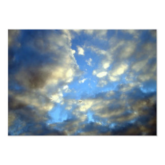 Invitación de las nubes