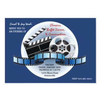 Invitación de las obras clásicas de la película