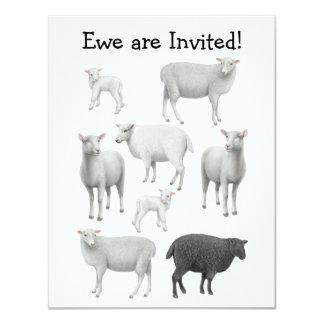 Invitación de las ovejas negras