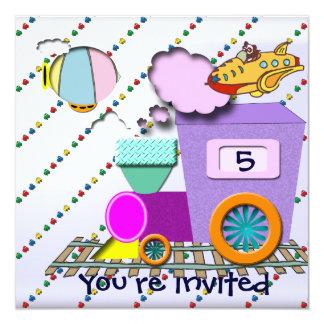 Invitación de Little Boy