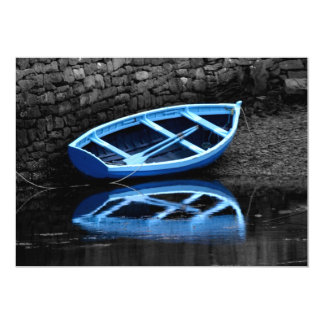 Invitación de los barcos de Rowing