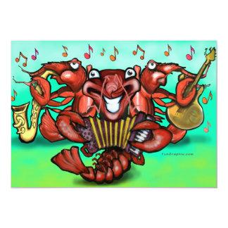 Invitación de los cangrejos