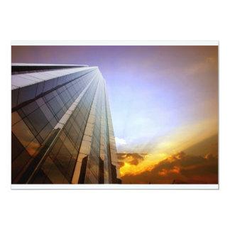 Invitación de los rascacielos