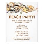 Invitación de los Seashells