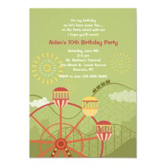 Invitación de Luna Park