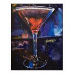 Invitación de Martini Invitación 10,8 X 13,9 Cm