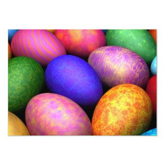 Invitación de Ostereier (Pascua)