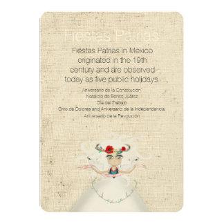 Invitación de papel del artesano
