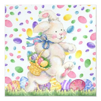 Invitación de Pascua (caza?) - SRF del huevo