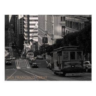 Invitación de San Francisco Postales
