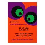 Invitación de Spooktacular Invitación 12,7 X 17,8 Cm