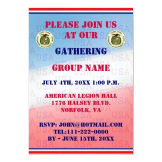 Invitación del acontecimiento de la oficina de