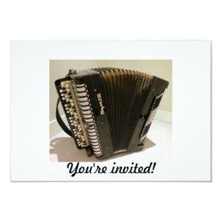 Invitación del acordeón