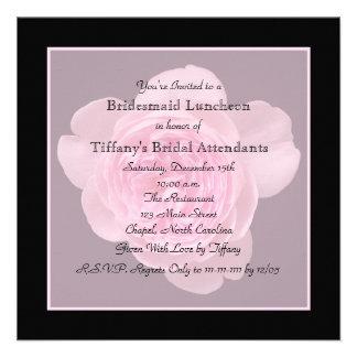 Invitación del alumerzo de la dama de honor