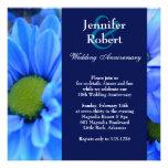 Invitación del aniversario de boda