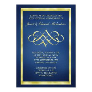 Invitación del aniversario del remolino del