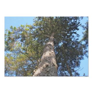 Invitación del árbol