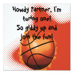 Invitación del baloncesto de Oxygentees
