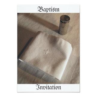 Invitación del bautismo