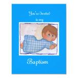 Invitación del bautismo/de Cristening