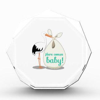 Invitación del bebé