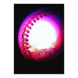 Invitación del béisbol