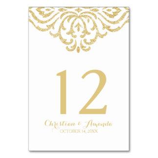 Invitación del boda de la elegancia del encanto
