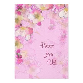 Invitación del boda de Sakura