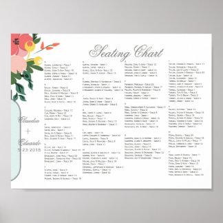 Invitación del boda del tarro de albañil - blanco  póster