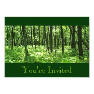 Invitación del bosque