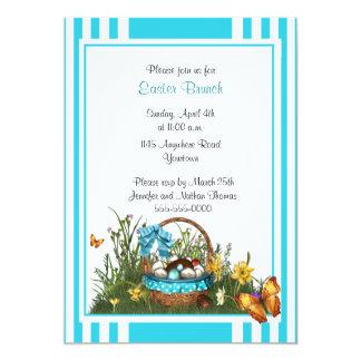 Invitación del brunch de Pascua